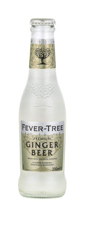 Fever Tree Ginger Beer, 24stk, 20cl