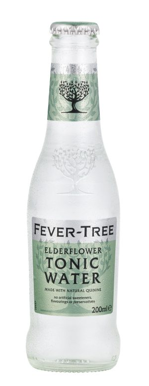 Fever Tree Elderflower Tonic, 24stk, 20cl