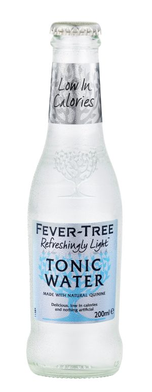 Fever Tree Refreshingly Light Tonic, 24stk, 20cl