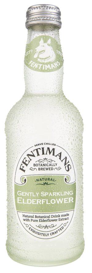Fentiman's Sparkling Elderflower, 12 stk, 27,5cl