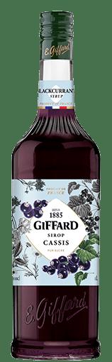 Giffard Blackcurrant Syrup