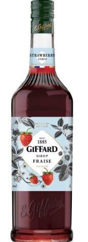 Giffard Sirop Fraise