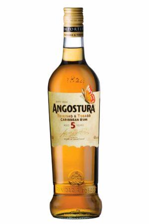 Angostura 5y. Gold