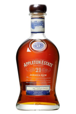 Appleton Estate 21y.