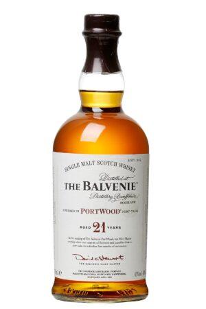 Balvenie 21y. Port Wood