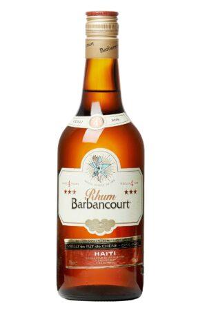 Barbancourt Rhum *** 4y.