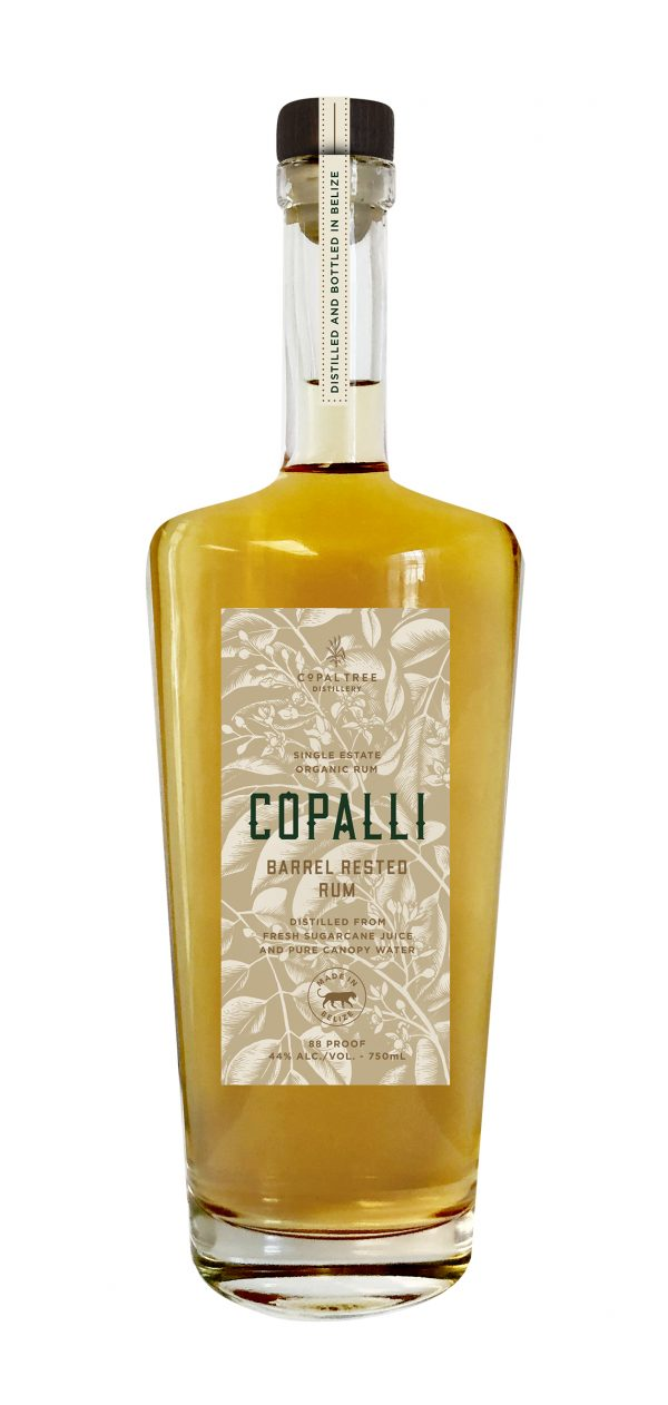 Copalli Barrel Rested Rum