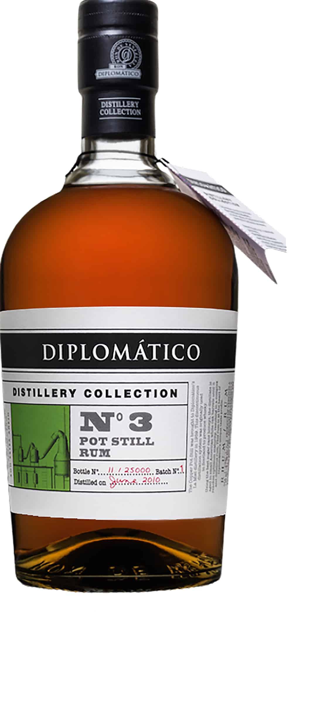 Diplomático Distillery Collection Nº3 Pot Still