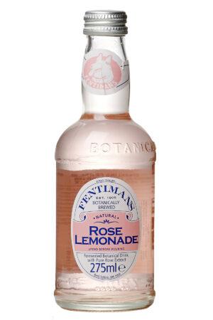 Fentimans Rose Lemonade, 12stk, 27,5cl