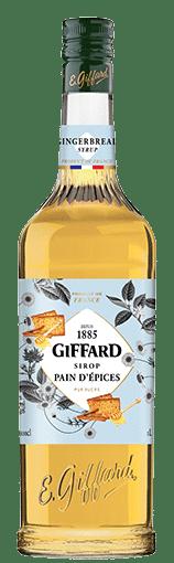 Giffard Gingerbread Syrup