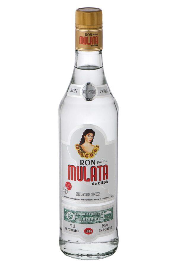 Ron Mulata Palma Silver Dry