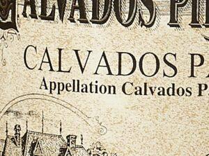 Calvados / Frugtdestillat