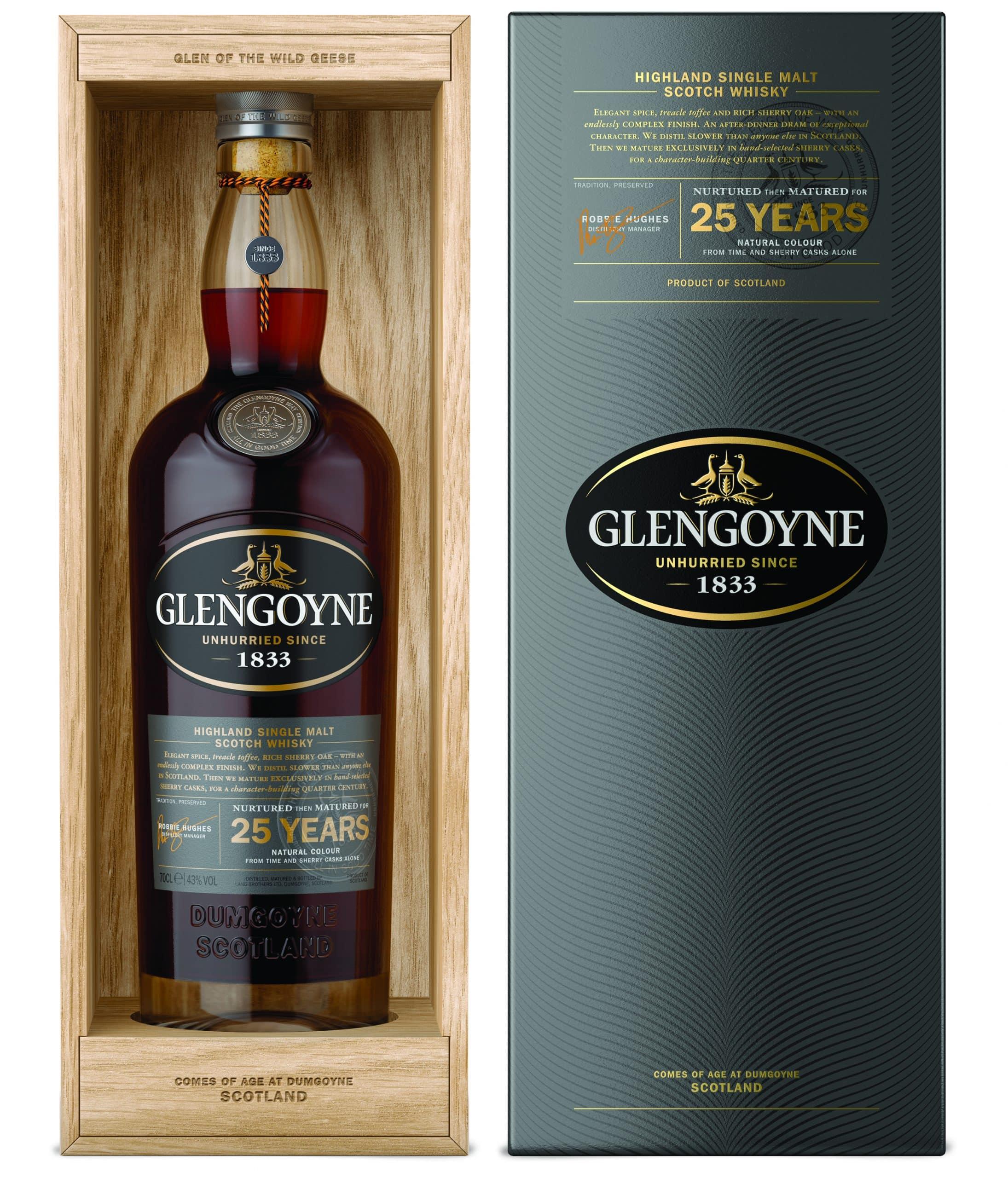 Glengoyne 25yo