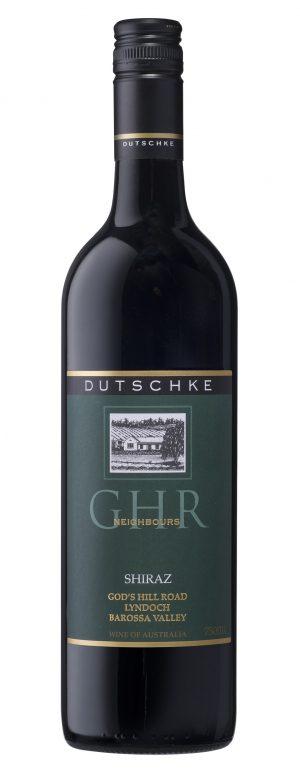 Dutschke Wines - GHR Shiraz