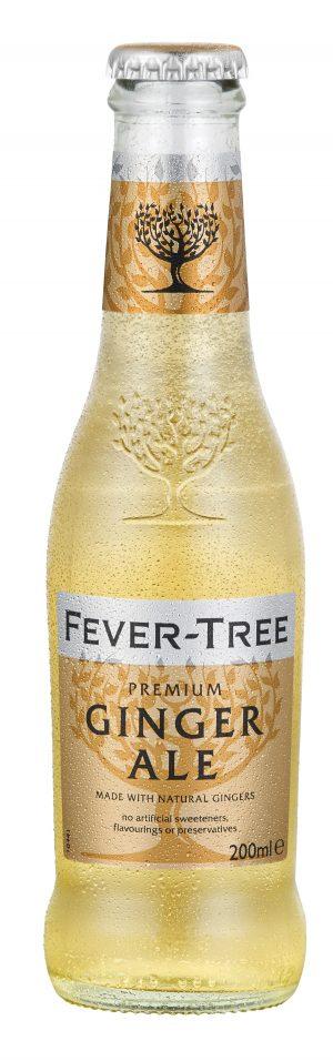 Fever Tree Ginger Ale, 24stk, 20cl