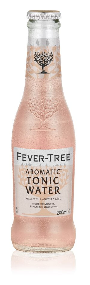 Fever Tree Aromatic Tonic, 24stk, 20cl