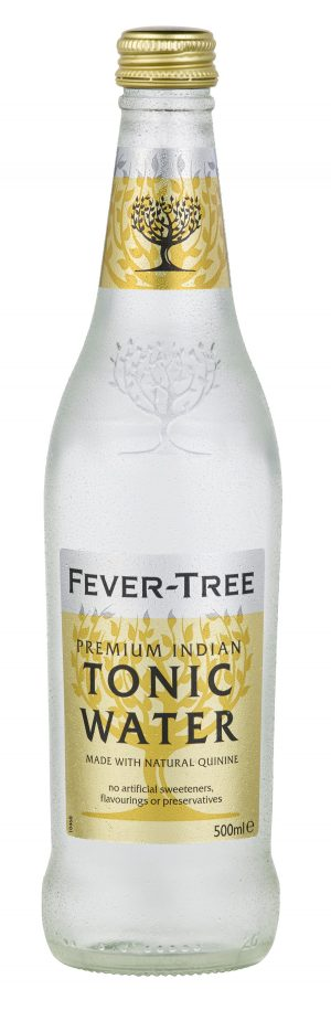 Fever Tree Tonic Water, 8stk, 50cl