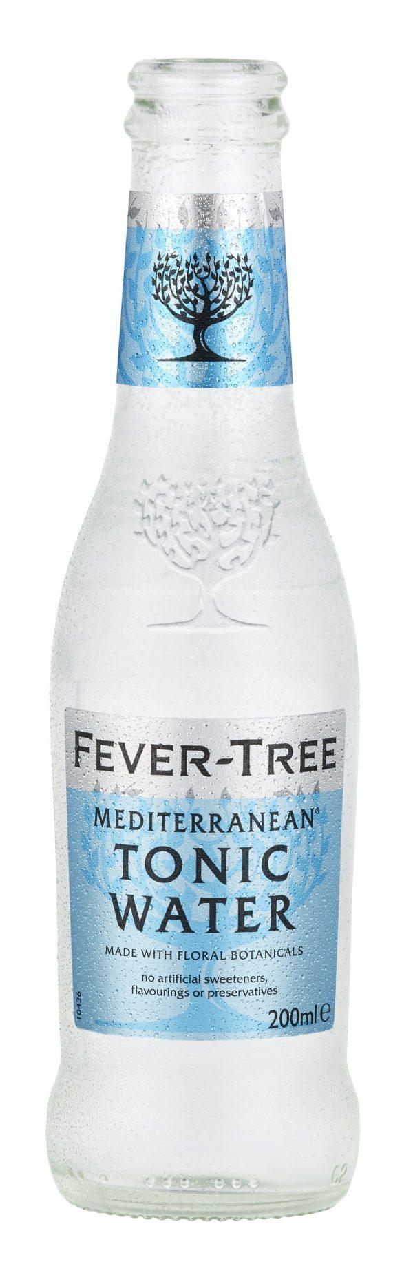 Fever Tree Mediterranean, 24stk, 20cl