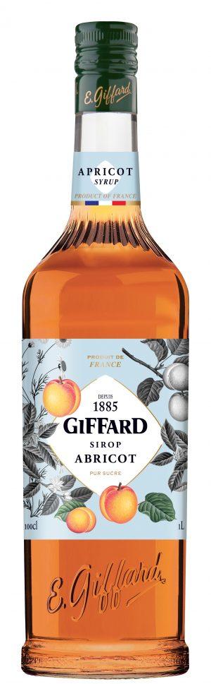 Giffard Apricot Syrup