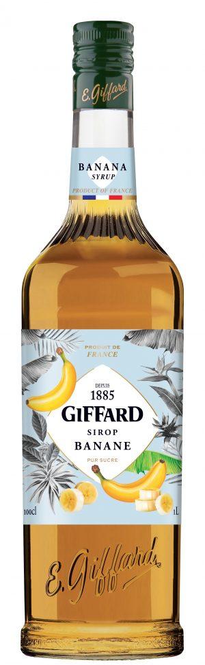 Giffard Banana Syrup