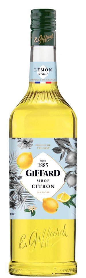 Giffard Lemon Syrup