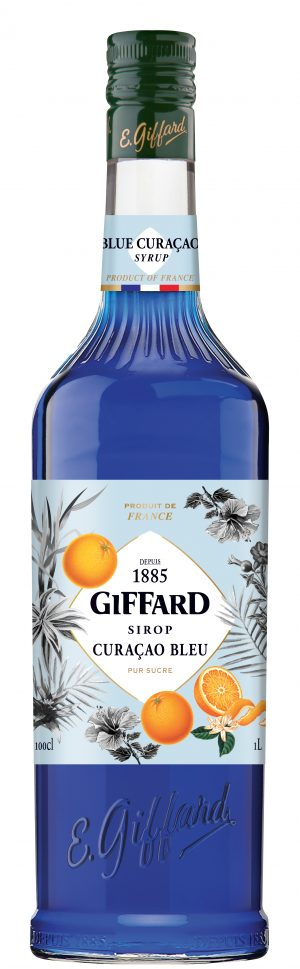 Blue Curaçao Syrup