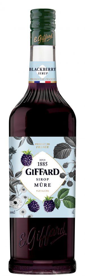 Giffard Blackberry Syrup