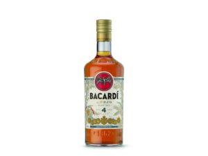 Bacardi Anejo Cuatro 4y