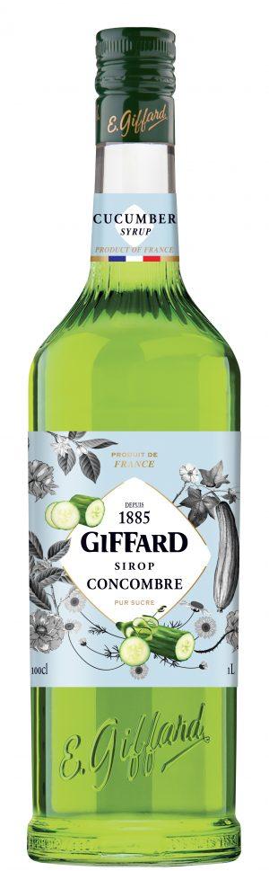Giffard Cucumber Syrup
