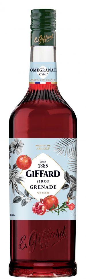Giffard Sirop Granatæble
