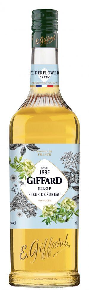 Giffard Elderflower Syrup
