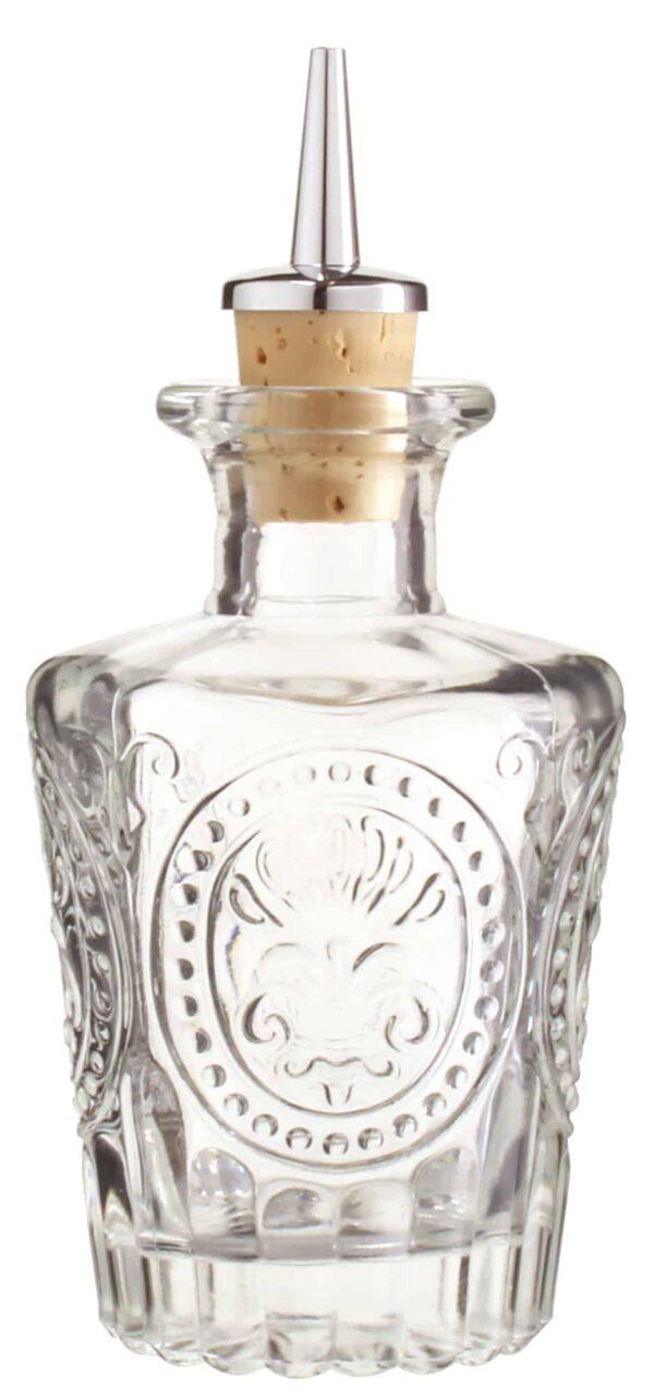 French Dash Bottle 12 cl m. pour