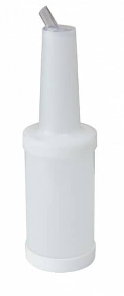 Juice Speed Bottle 1Liter Hvid