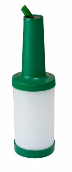 Juice Speed Bottle 1Liter Grøn