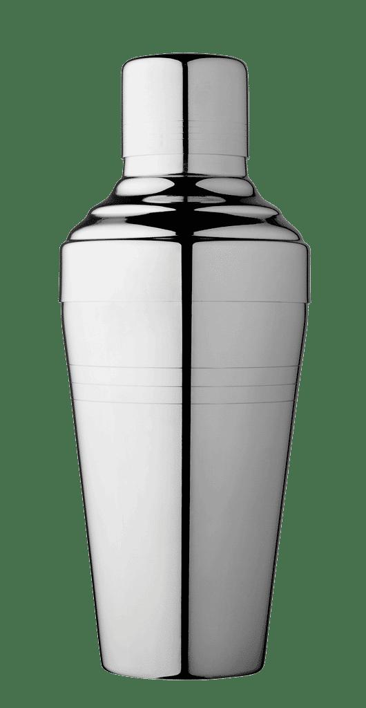 Baron Yukiwa Blank Stål Shaker 50 cl