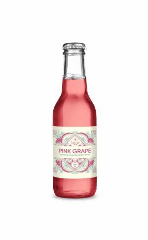 Fatdane Pink Grape Øko, 20 cl. 12 stk