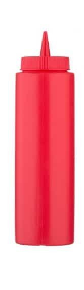Squeeze Bottle Rød 71 cl