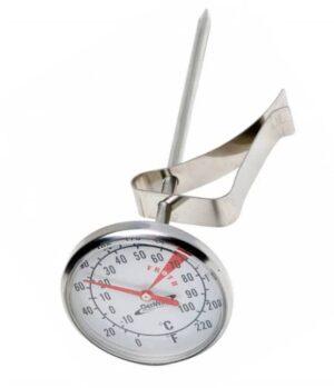 Termometer på spyd max 100 grader
