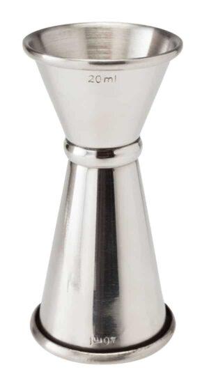 Jigger v-Shape 20/40 ml