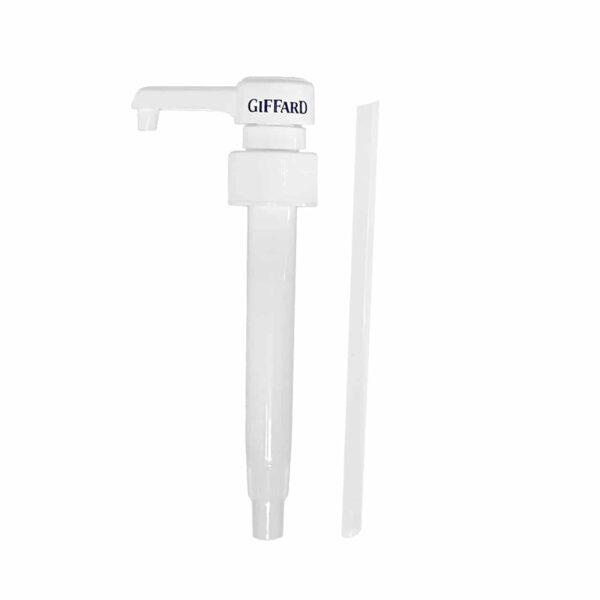 Giffard Sirop Pumpe 1L - 1 stk