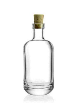 Glas Sampleflaske 10 cl m. prop