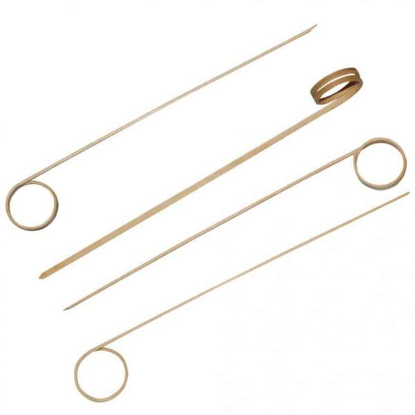 Bambus Ring 12 cm 100 stk