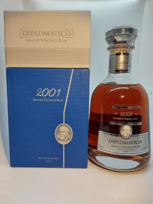 Diplomático Single Vintage 2001