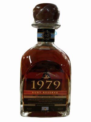 Rum SLD 46% Ruby Reserve 1979