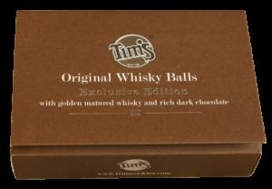 TIMs Whisky Balls - ristet kokos