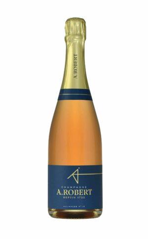 A. Robert - Alliance Rosé 0,375l