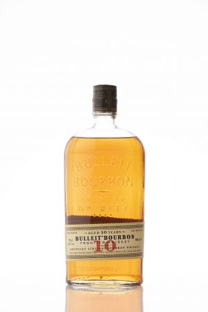 Bulleit Bourbon 10y.